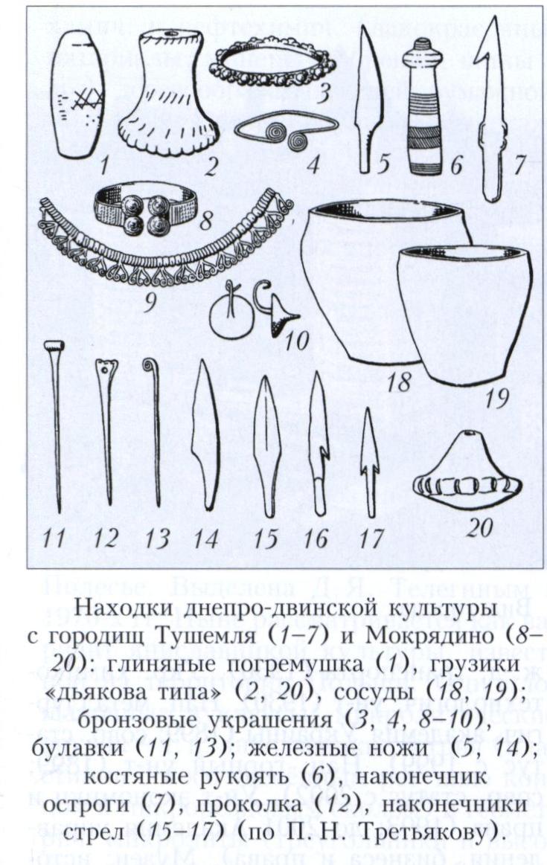 Днепро-Двинская культура
