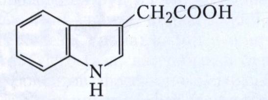 Индолилуксусная кислота
