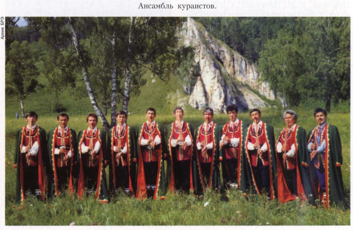 Народы Южного Урала татары  ЮрюзаньNews