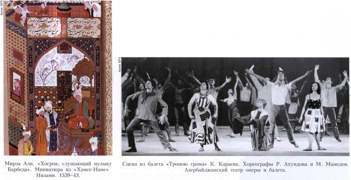 танец и балет