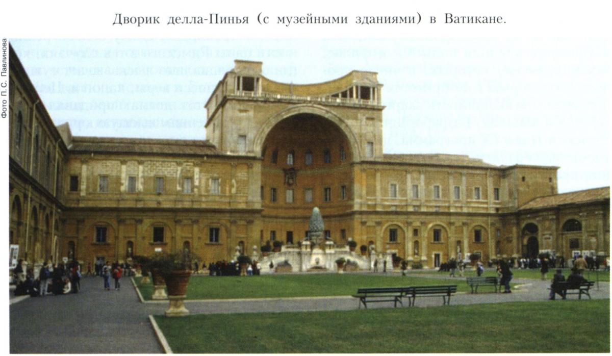 Ватиканские музеи