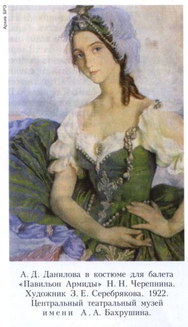 Данилова Александра Дионисьевна