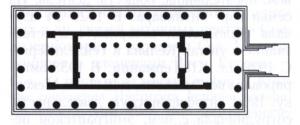 Зевса храм в Олимпии