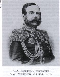 Зеленой Александр Алексеевич