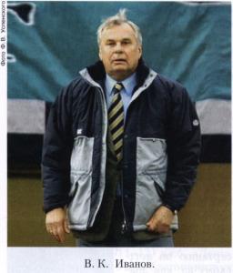 Иванов Валентин Козьмич