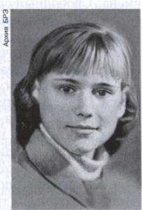 Карасёва (Харлова) Ольга Дмитриевна
