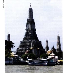 Бангкок. Ват Арун (храм «Солнечного Восхода»),