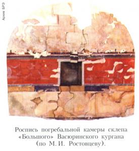 Васюринские курганы