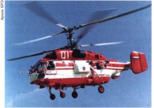 Вертолёт Ка-32.
