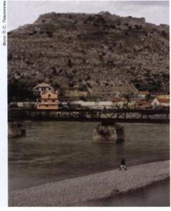 крепость Розафат
