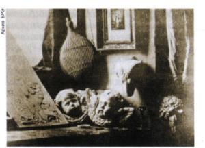 Дагер (Daguerre) Луи Жак Манде
